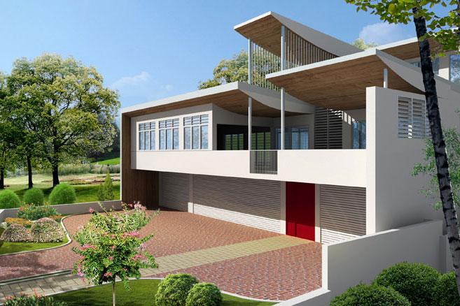Bayview, Blaxland, Archisoul, Sydney architects
