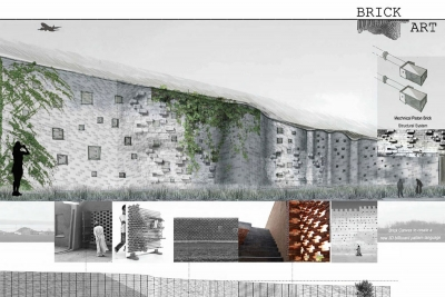Think Brick Competition, Archisoul, Sydney architects