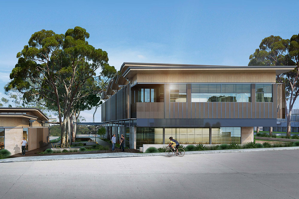 Caringbah, VEGA Australian Headquarters, Archisoul, Sydney architects