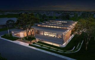 Caringbah, VEGA Australian Headquarters, Archisoul, Sydney architects