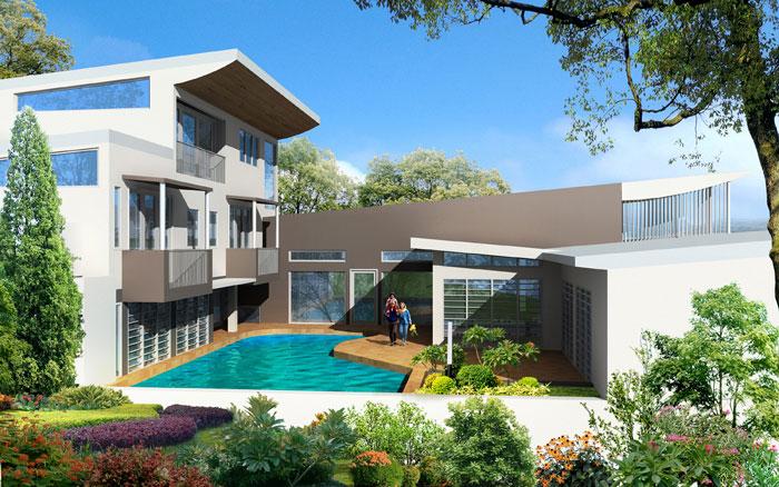 P&B House - Bayview, Archisoul, Sydney architects