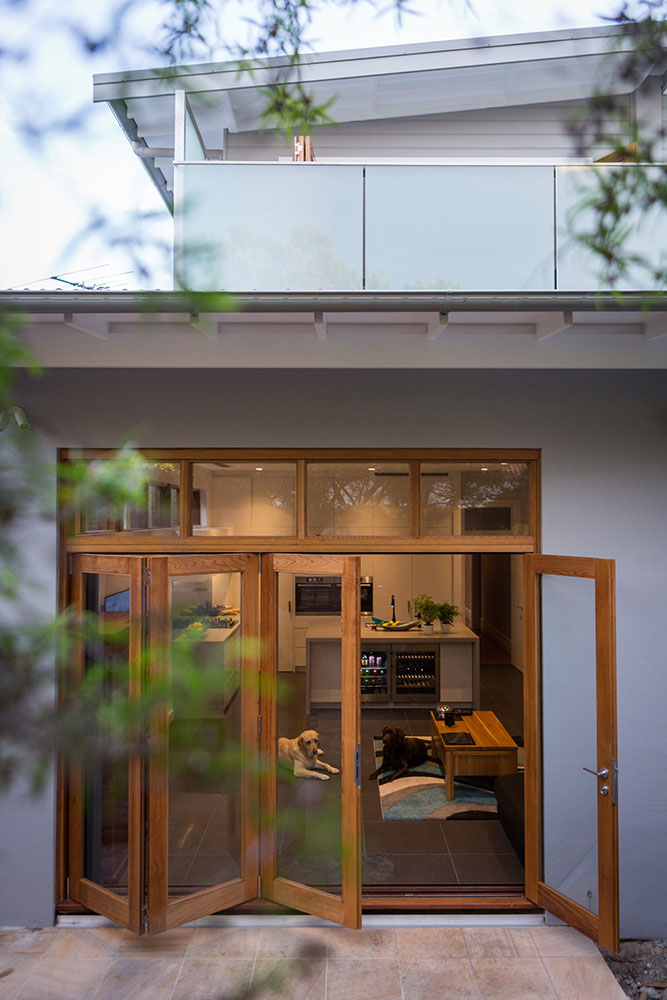 B&B House - Manly, Archisoul, Sydney architects