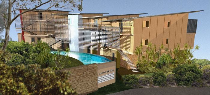 Seventeen Seventy, Latitude, Archisoul, Sydney architects