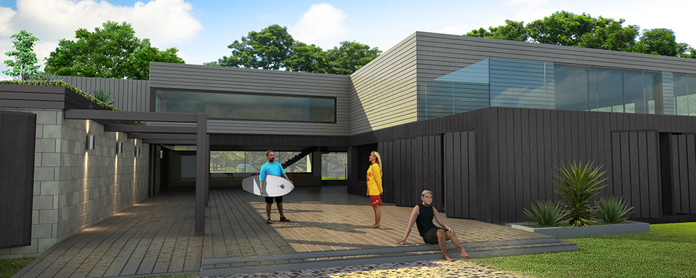 Long Reef SLSC, Archisoul, Sydney architects