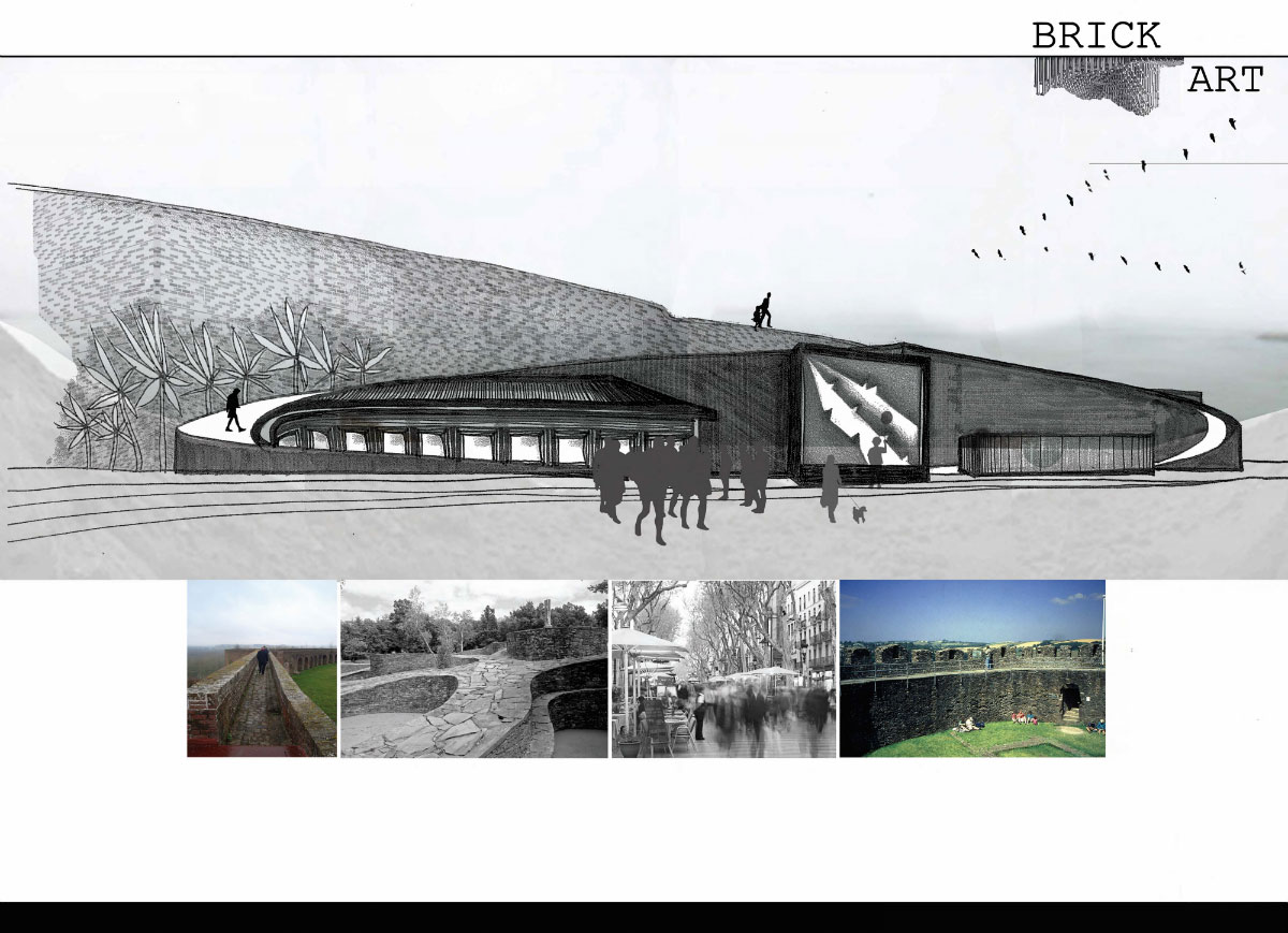 Think brick competition archisoul architects for How do architects think