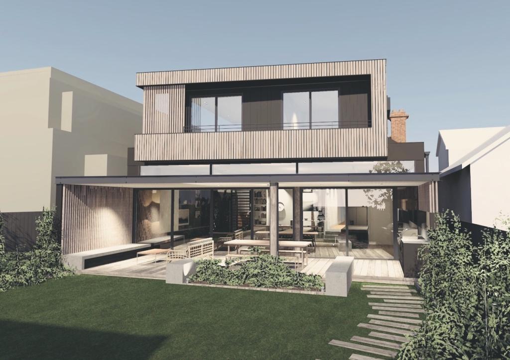 Contemporary Architecture -Renovation
