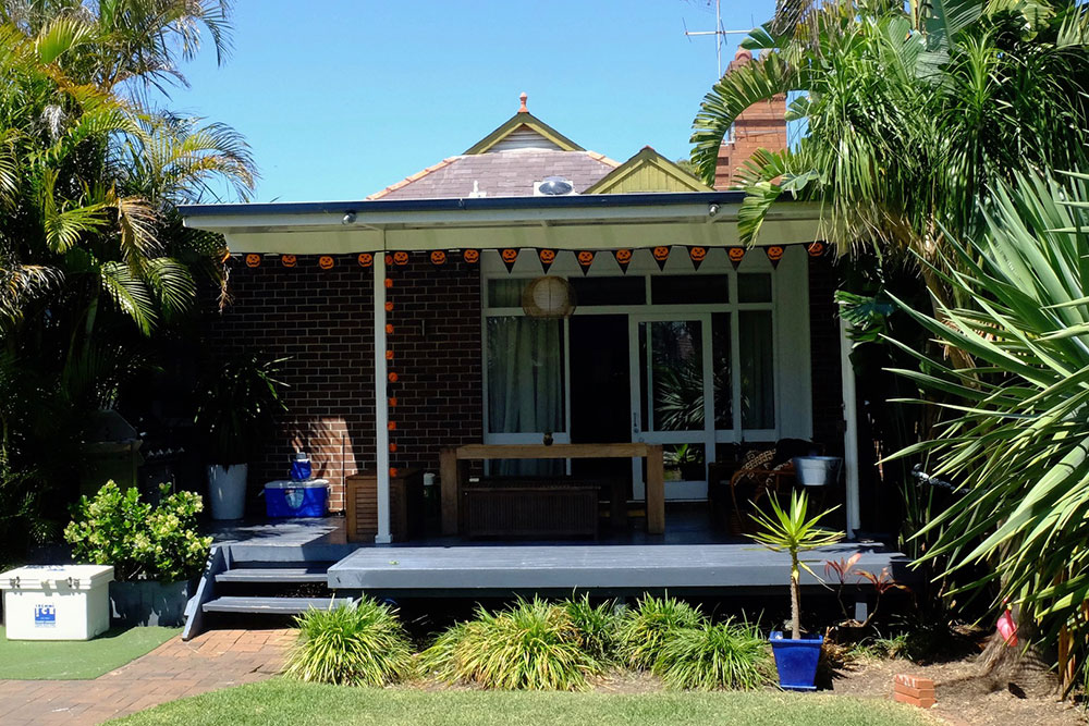 T&D House – Manly Heritage