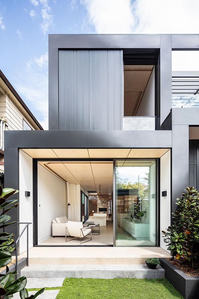 Manly Heritage Semi No2, Archisoul, Sydney Architects