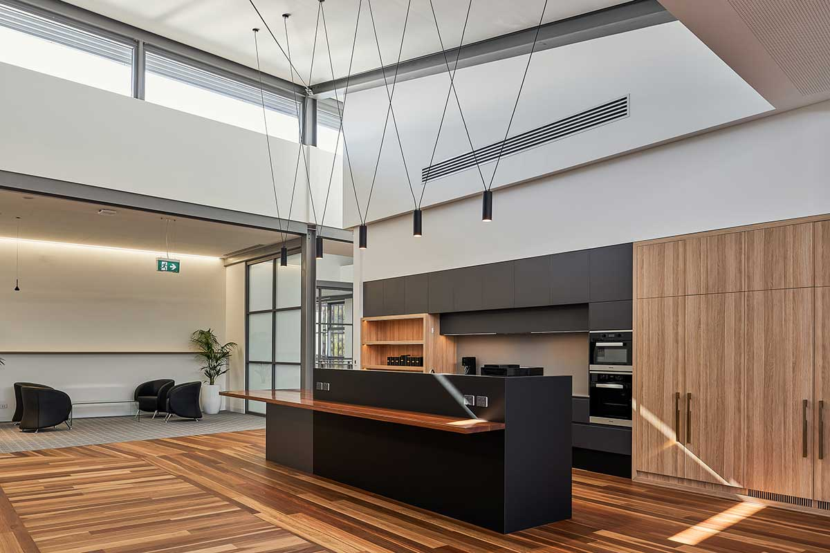 Vega Australian Headquarters, Archisoul Architects