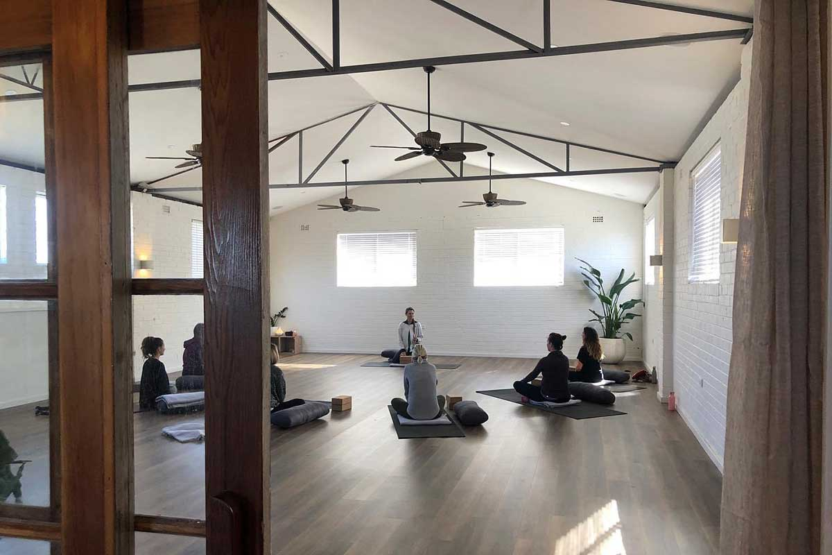 Divine Flow Yoga - Archisoul Architects