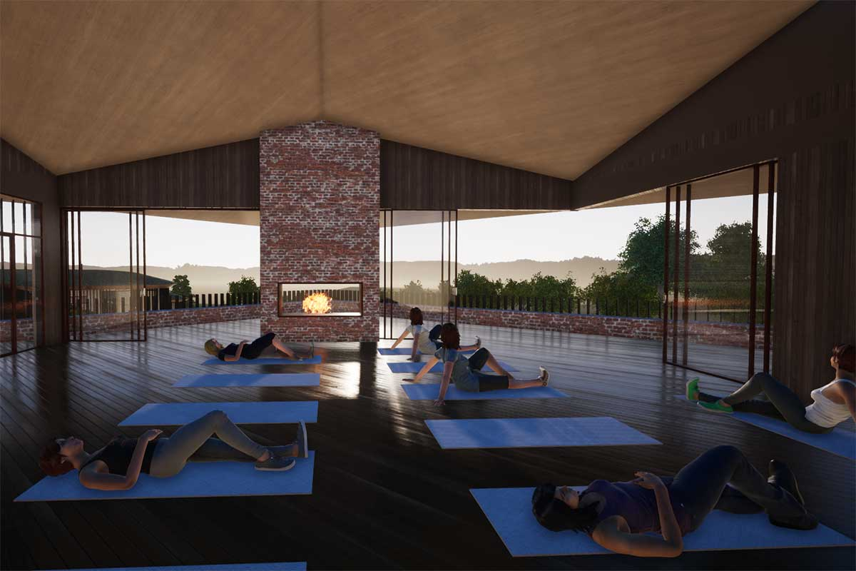 Yoga Retreat – NSW South Coast, Archisoul Architects