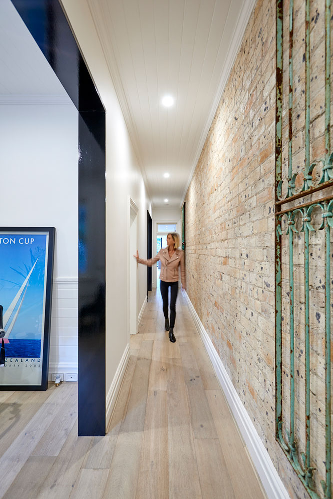 Heritage duplex design sydney